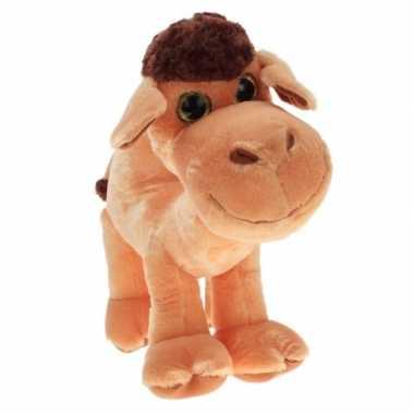 Baby speelgoed pluche kameel knuffeldier
