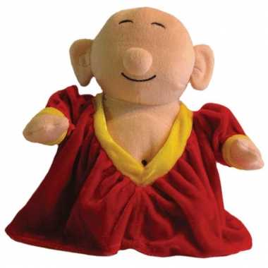 Baby  Speelgoed pop Buddha knuffel