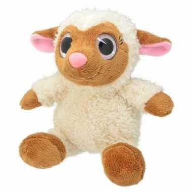 Baby speelgoed schaap knuffel