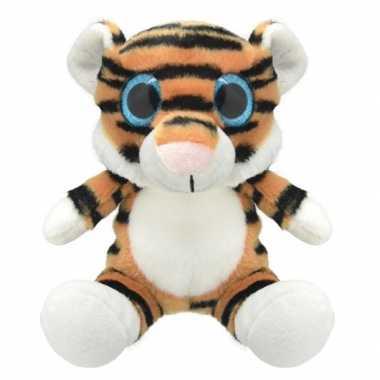 Baby speelgoed tijger knuffel
