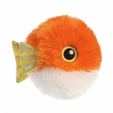 Baby speelgoed vissen knuffel