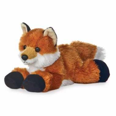 Baby speelgoed vossen knuffel
