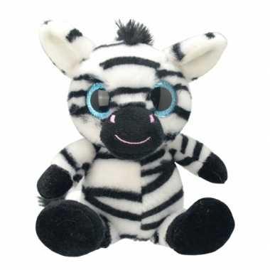 Baby speelgoed zebra knuffel