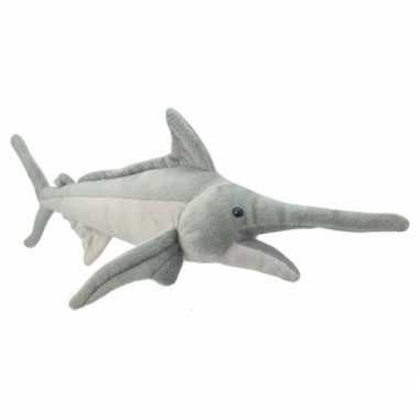 Baby speelgoed zwaardvis knuffel