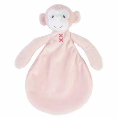 Baby tuttel lapje aap marly knuffel