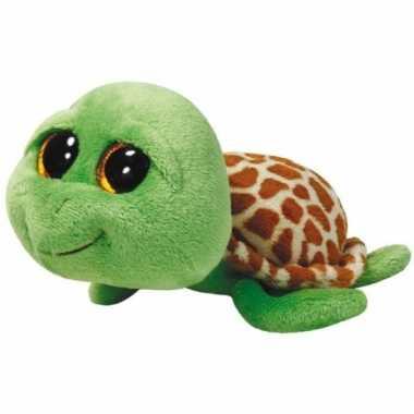 Baby ty beanie boo schildpadsen knuffel