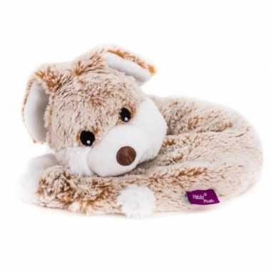 Baby warm knuffel konijn nekwarmer kado