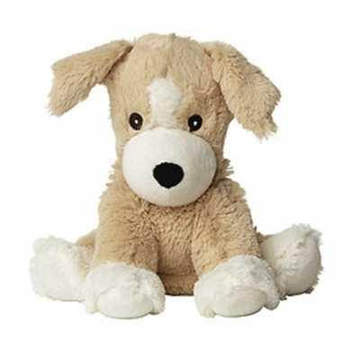 Baby  Warme knuffel puppy lavendel geur