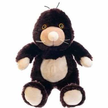 Warm knuffel mol babyshower kado 10168062