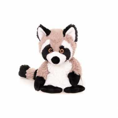 Warm knuffel wasbeer babyshower kado 10077533