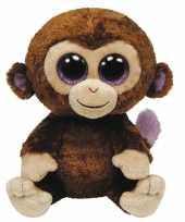Baby apen knuffel