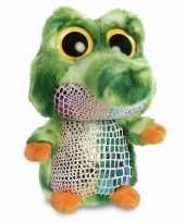 Baby speelgoed krokodillen knuffel