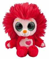 Baby speelgoed leeuwen knuffel rood