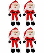 Baby x etalage presentatie kerstmannen decoratiepop knuffel 10170714